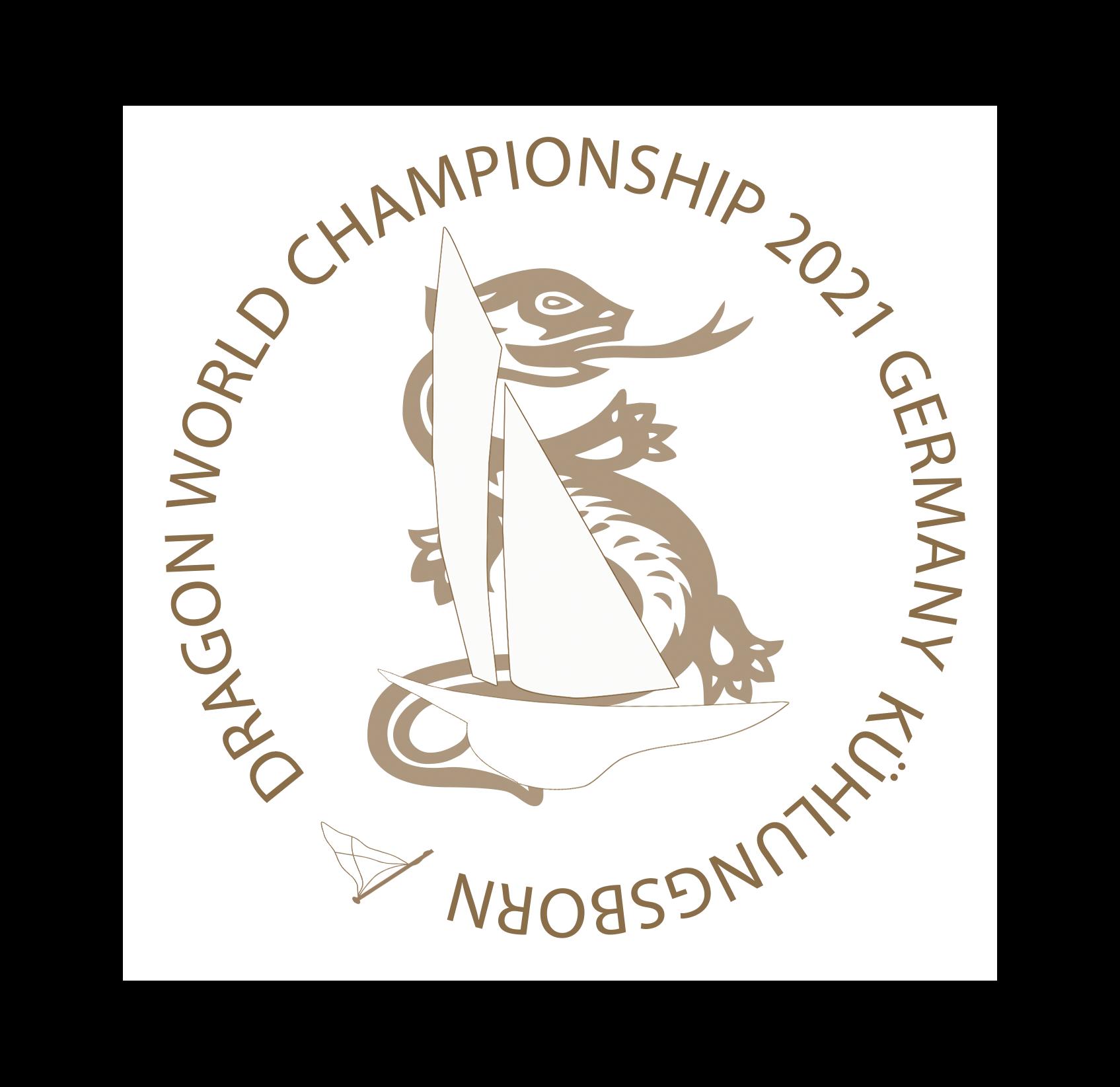 Drachen Wm Logo -rund